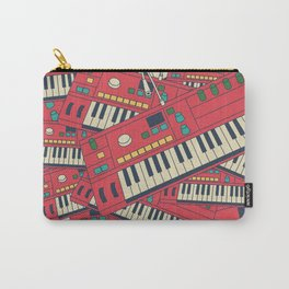 Synthesizer Carry-All Pouch