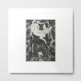 Bete blanche Metal Print