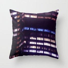 SKYCRAPE Throw Pillow