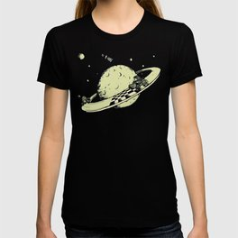 Space race v2 T-shirt