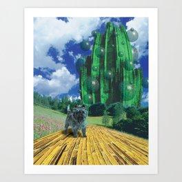 The Oz Suite - Dorothy Art Print