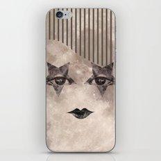 Ladymoon iPhone & iPod Skin