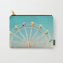 Boardwalk Ferris Wheel Carry-All Pouch