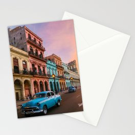 Colorful Havana Stationery Cards