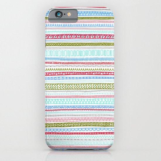 Reddish Pattern iPhone & iPod Case