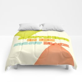 Everything . . Comforters