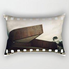 Calm Afternoon at Cicendo Park Rectangular Pillow