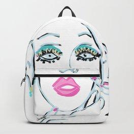 portrait 3 Backpack