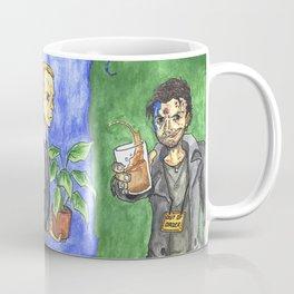 Pegged Coffee Mug