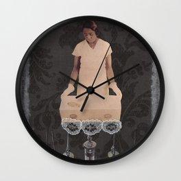 5 of Needles Wall Clock