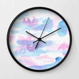 Bossa Nova Wall Clock