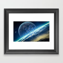 Sacred Space Framed Art Print