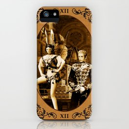 Touch the Sky - Final Fantasy XII, Blathier & Fran iPhone Case
