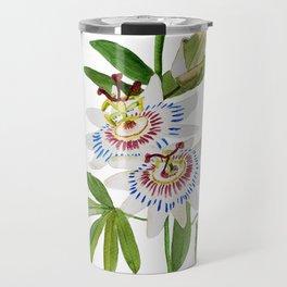 Passionflower Travel Mug