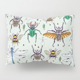 lucky insects Pillow Sham
