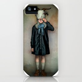 Scapegoat iPhone Case