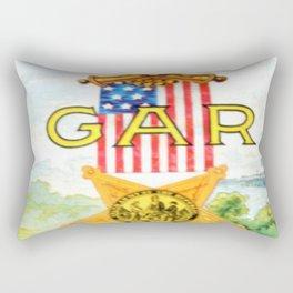 G.A.R Rectangular Pillow