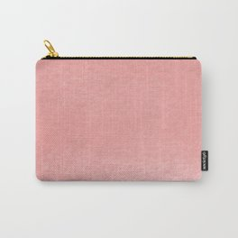 Gradient watercolor - living coral Carry-All Pouch