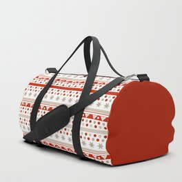 Christmas ornament 1 Duffle Bag