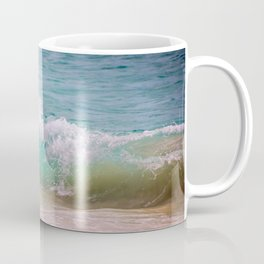 Caribbean Wave Coffee Mug