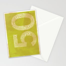50 Stationery Cards