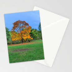 Autumn Upon Us Stationery Cards