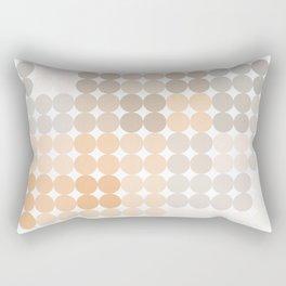 A View on Fire Rectangular Pillow