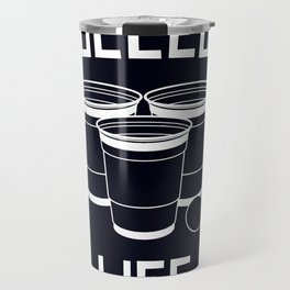 College Life Inverted Travel Mug