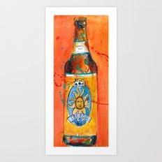 BEER ART - Oberon Ale Art Print