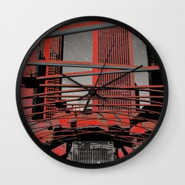 Chicago: Millennium Park Wall Clock