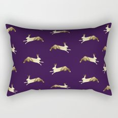 Hare Rectangular Pillow