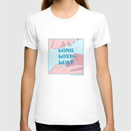 """""""Long Love Lust"""" inspired by The L Word T-shirt"""
