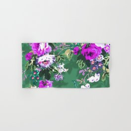 Bouquets with roses 5 Hand & Bath Towel