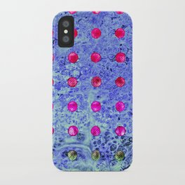 DOT PARTY iPhone Case