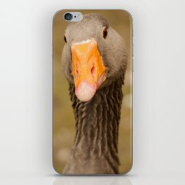 Me the goose iPhone Skin