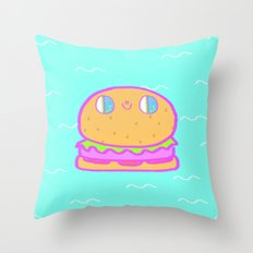 080516 Throw Pillow