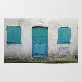 House in Honfleur, France Rug