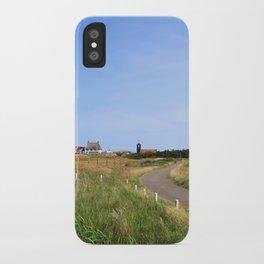 north holland romantic iPhone Case