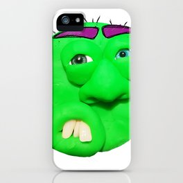 Hmm iPhone Case