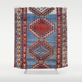 Kazak  Antique South West Caucasus Rug Print Shower Curtain