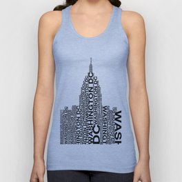 Washington Capitol  Unisex Tank Top