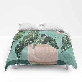 Plant 5 Comforters