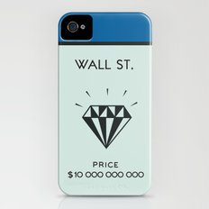 Occupy Wall Street? iPhone (4, 4s) Slim Case
