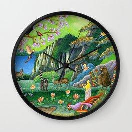BNC#2011-03 Wall Clock