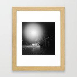 Night Moves 1 Framed Art Print