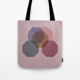 Rose Eight Tote Bag