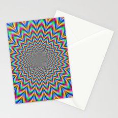 Eye Boggling Rosette Stationery Cards