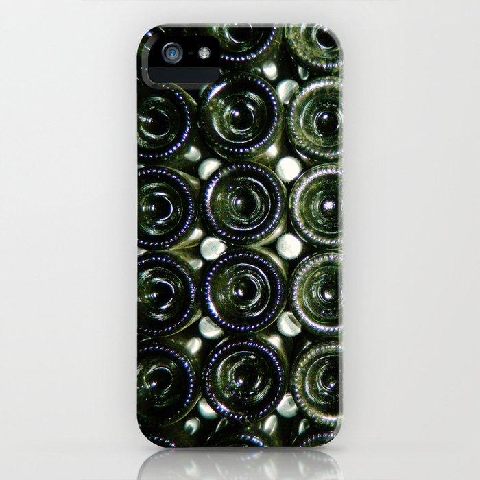Cava Bottles iPhone Case