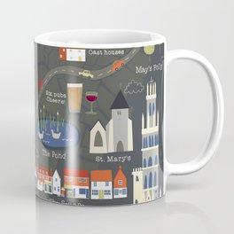 Hadlow, Kent Coffee Mug