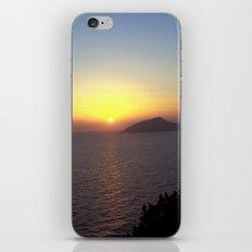 Greek Sunset iPhone & iPod Skin